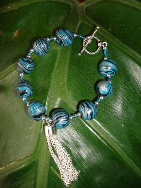Bracelet Vagues en Fimo !  dans Les bracelets dsc01397