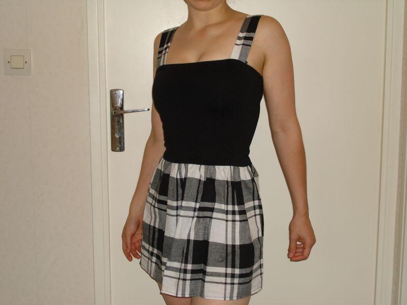 Petite tunique  dans Couture et tricot dsc02740