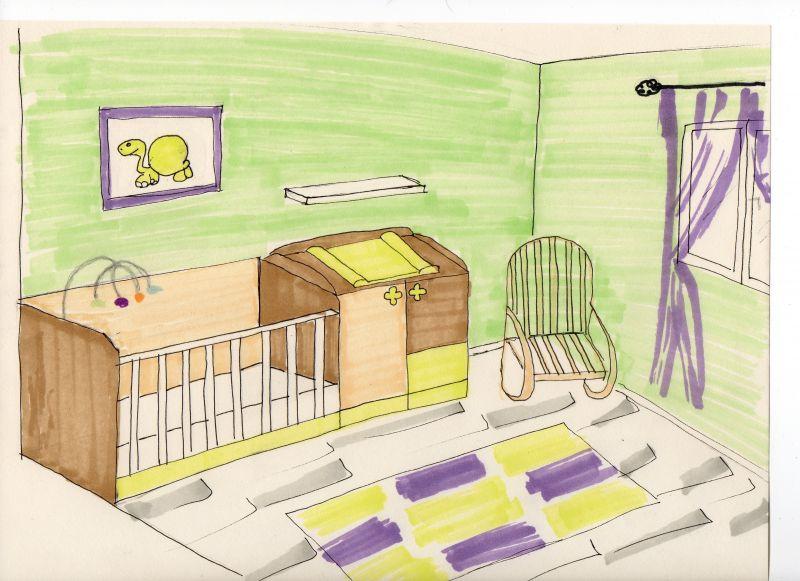 Nouveaux dessins de décoration intérieure dans Dessins et planches tendances img007