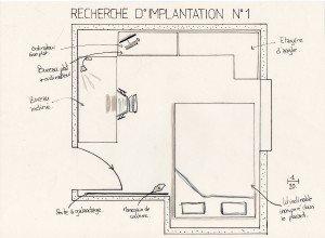 Projet de réaménagement d'un bureau dans Dessins et planches tendances img041-300x220